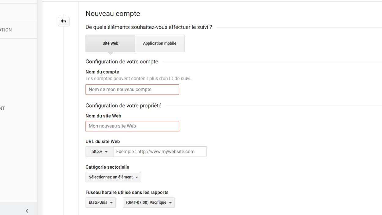Google analytics pour votre WordPress